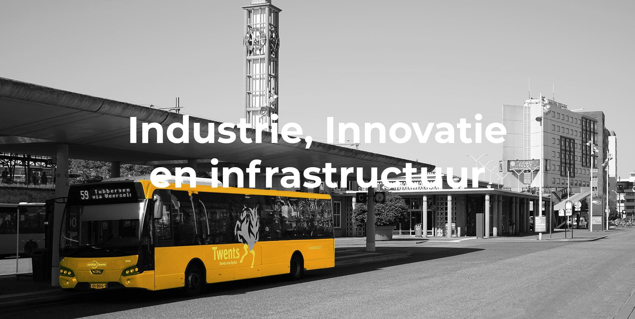 Industrie, Innovatie en infrastructuur